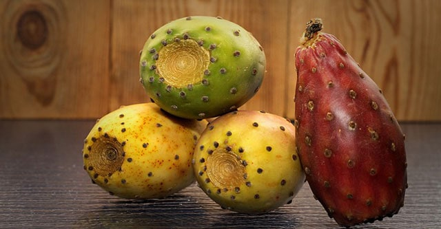 Are prickly pears good for diabetics