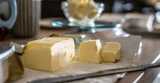 Glycemic Index of Butter